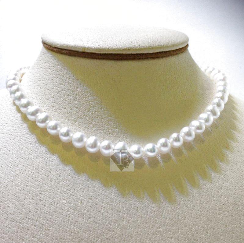經典珍珠項鏈